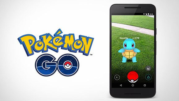 La bêta de Pokémon Go débarque aux USA