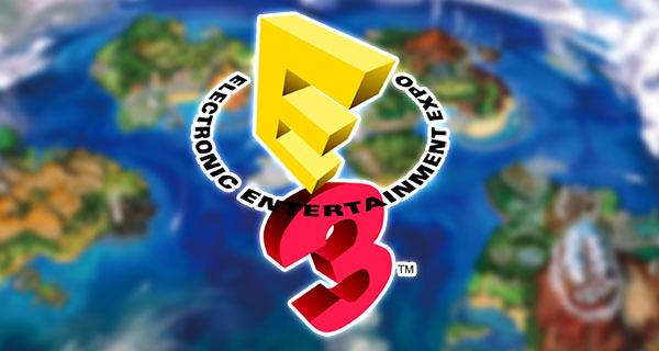 L'E3 accueillera Pokémon Soleil/Lune et également Pokémon GO !