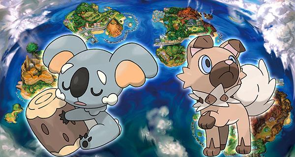 Deux nouveaux Pokémon révélés par le biais du CoroCoro + Présentation vidéo des différentes formes de Zygarde !