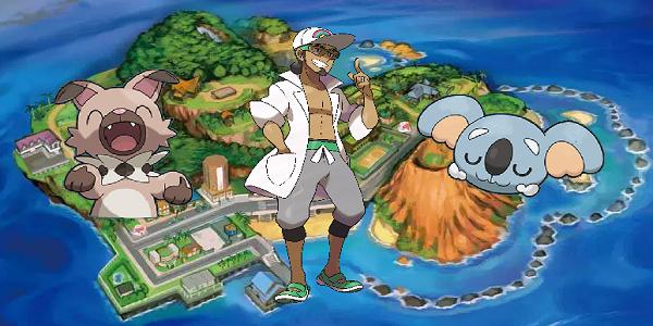 La vidéo d'introduction de Pokémon Soleil et Lune !