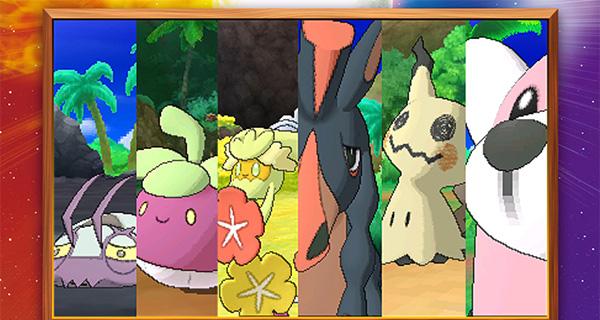 De nouvelles informations sur Pokémon Soleil et Lune dévoilées le 1er Août prochain