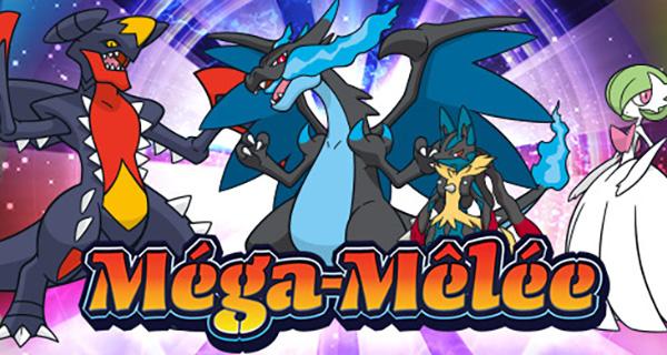 Nouvelle compétition Pokémon Soleil et Lune : Méga-Mêlée