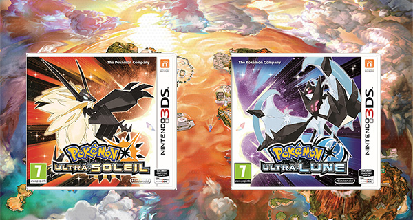 Concours : à gagner une version de Pokémon Ultra-Soleil ou Pokémon Ultra-Lune