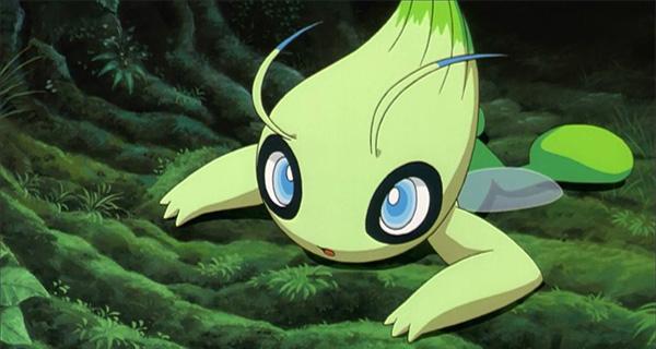 Celebi distribué aux possesseurs de Pokémon Or et Argent sur 3DS ?