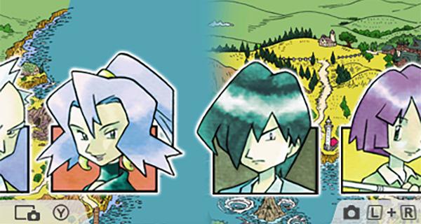 Thèmes Pokémon Or et Argent à venir sur la Nintendo 3DS