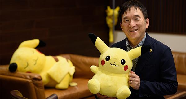 Pokémon sur Switch et Pokémon Go : Tsunekazu Ishihara détaille les possibilités !