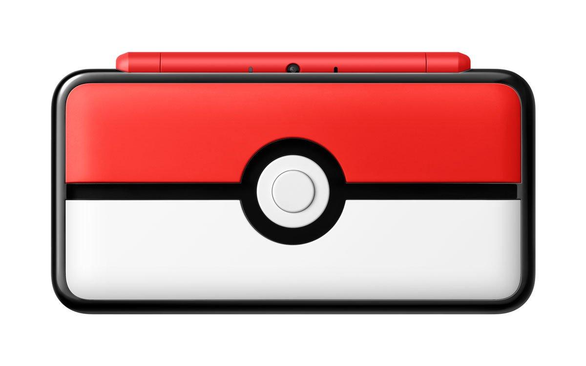 New Nintendo 2DS XL Édition Poké Ball