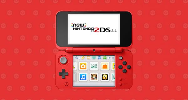 Où pré-commander la New Nintendo 2DS XL Édition Poké Ball ?