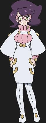 Vicky Animé Pokémon Soleil et Lune