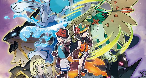 Nouveau trailer pour Pokémon Ultra Soleil et Ultra Lune : nouvelles épreuves, Pokémonture Démanta, nouveaux Pokémon