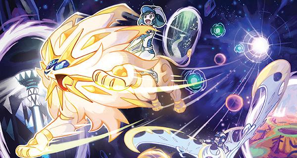 Pokémon Ultra-Soleil et Ultra-Lune : Ultra-Glu, Ultra-Commando et Ultra-Mégalopole