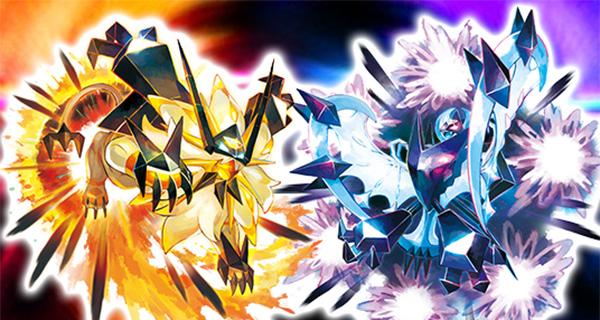 Pokémon Ultra-Soleil et Ultra-Lune : nouvelles capacités Z de Nécrozma et nouveau Motisma Dex