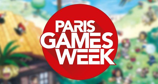 Pokémon à la Paris Games Week 2017
