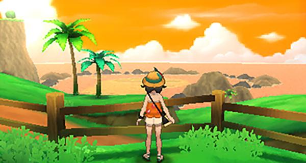 Pokémon Ultra-Soleil et Ultra-Lune : de nouveaux screenshots du jeu !