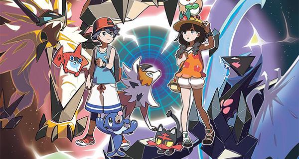 Pokémon Ultra-Soleil et Ultra-Lune disponibles en pré-téléchargement sur le Nintendo eShop