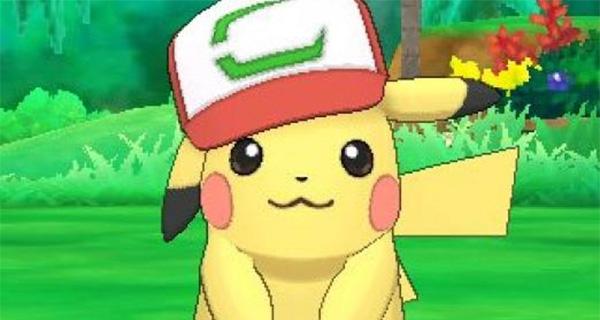 Pokémon Ultra-Soleil et Ultra-Lune : QRCode du Pikachu casquette disponible