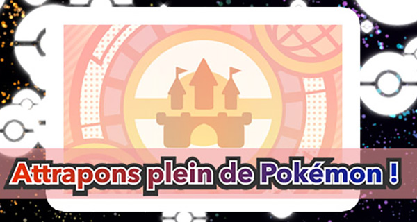 Première Mini-Quête sur Pokémon Ultra-Soleil et Ultra-Lune : Attrapons plein de Pokémon