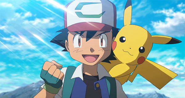 Pokémon : Je te choisis diffusé sur Canal J le 6 Décembre