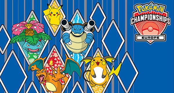 Les Championnats Internationaux Européens Pokémon débutent en novembre à Londres