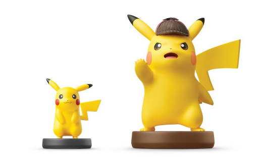 Amiibo Pokémon Détective Pikachu