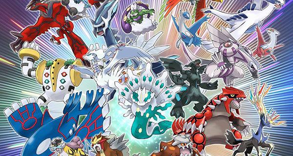 Distribution de Pokémon légendaires en 2018 sur Pokémon Ultra-Soleil et Ultra-Lune