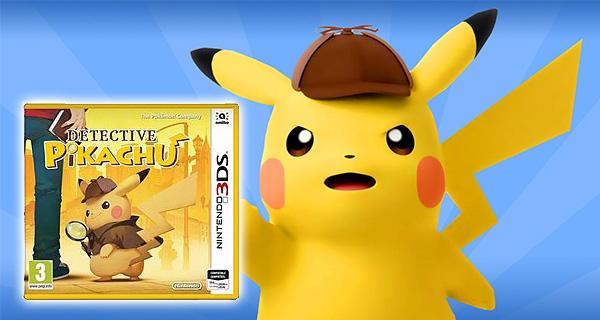 Concours 2 ans Pokekalos : tentez de gagner un jeu Détective Pikachu