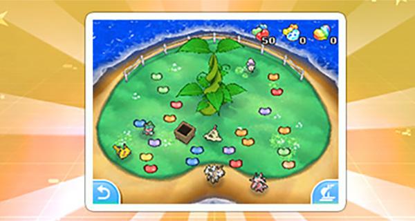Mini quête Pokémon Ultra-Soleil et Ultra-Lune : Récoltons des Poké Fèves