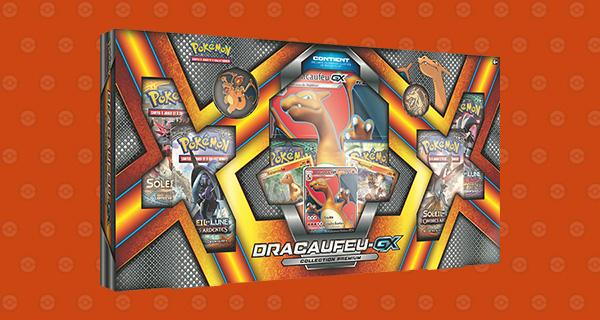 Concours 2 ans : un coffret Dracaufeu GX Collection Premium à gagner