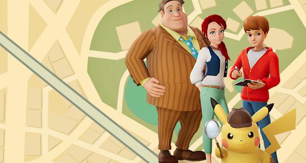 De nouvelles informations ainsi qu'une démo pour Détective Pikachu