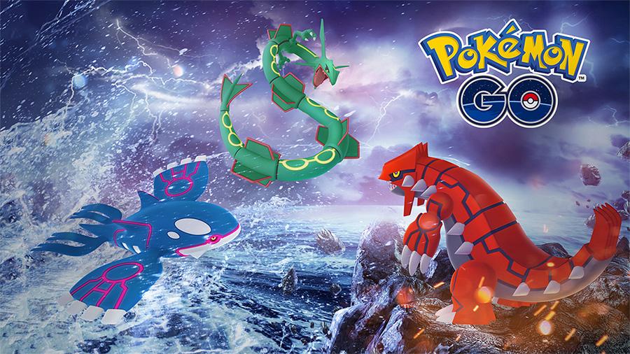 Événement Oeuf sur Pokémon Go