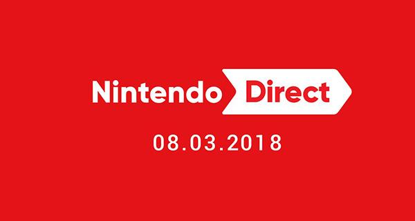 Un nouveau Nintendo Direct prévu demain à 23h00
