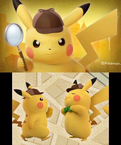 Thème Détective Pikachu