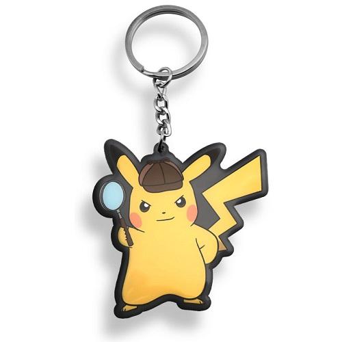 Porte clé Détective Pikachu Micromania