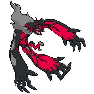 Yveltal Pokémon Ultra-Soleil et Ultra-Lune