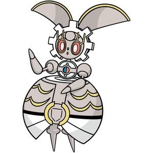 Magearna Pokémon Ultra-Soleil et Ultra-Lune