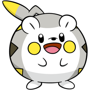Togedemaru Dominant Pokémon Ultra-Soleil et Ultra-Lune