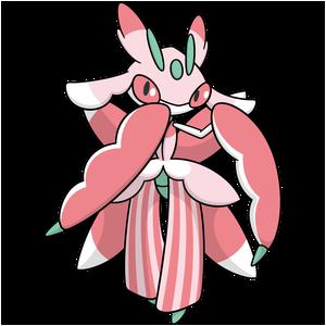 Floramantis Dominant Pokémon Ultra-Soleil et Ultra-Lune