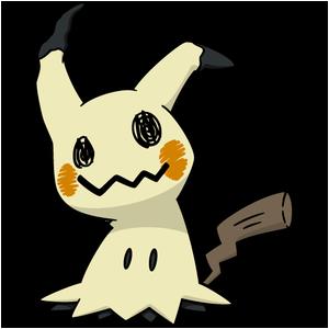 Mimiqui Dominant Pokémon Ultra-Soleil et Ultra-Lune