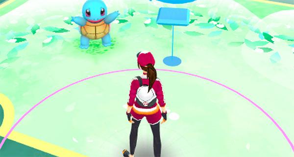 Nouvelles informations sur Pokémon Go